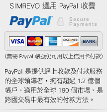 SIMREVO Payment Method